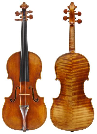 l72407 Sacconi violin 500w