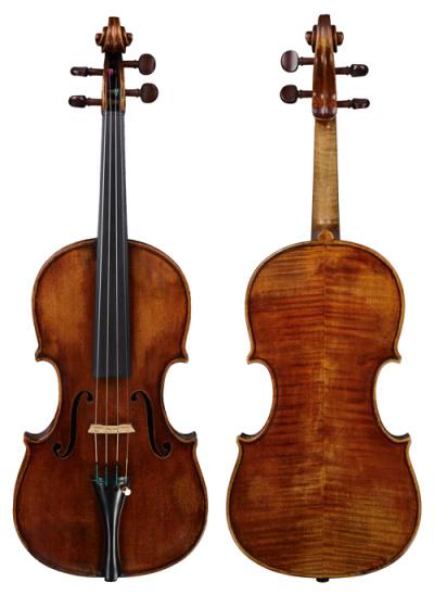 Scarampella violin 1905 500w