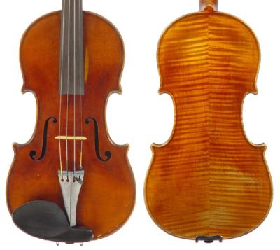 Ira White violin 1847