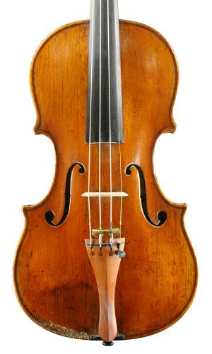 1768 'Miller' Gennaro Gagliano violin