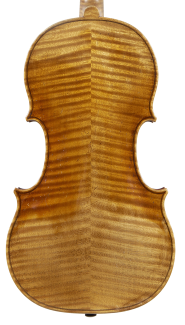 A 1920 violin by Pauli Merling