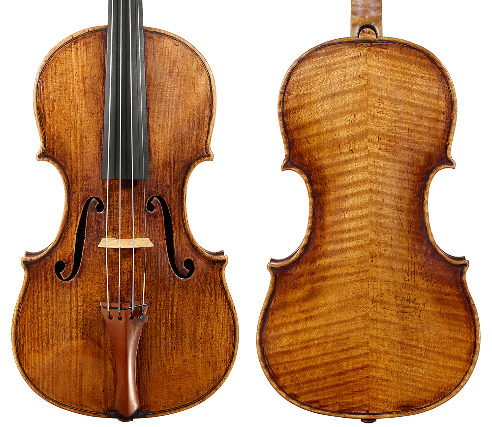 Guarneri 'del Gesù' 'Lord Coke' c.1744.