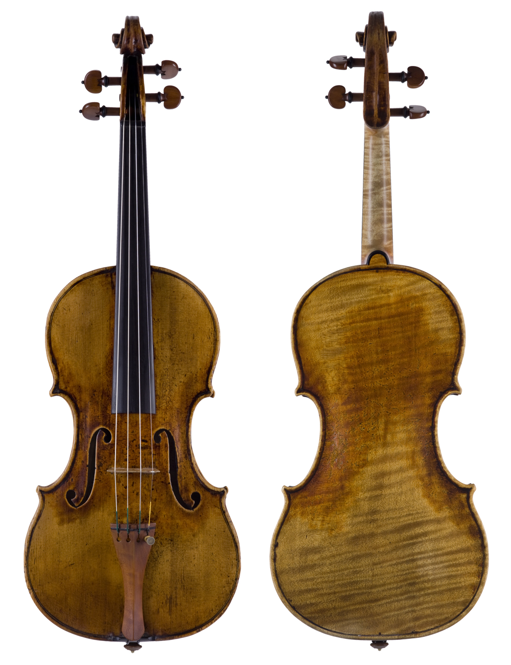 Guarneri 'del Gesu' 1742 'ex-Soldat'
