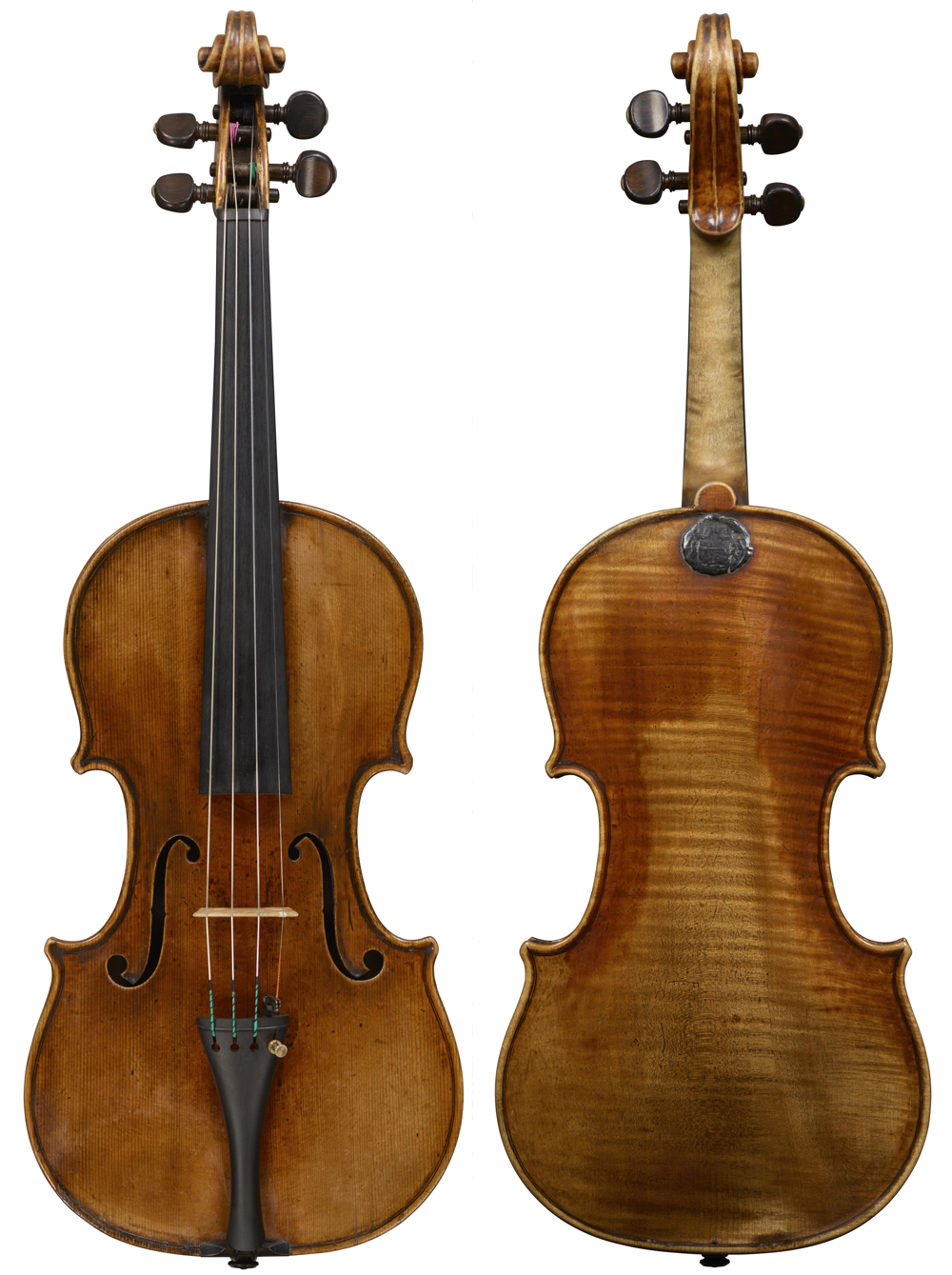 The 'Prince Khevenhuller' Stradivari of 1733