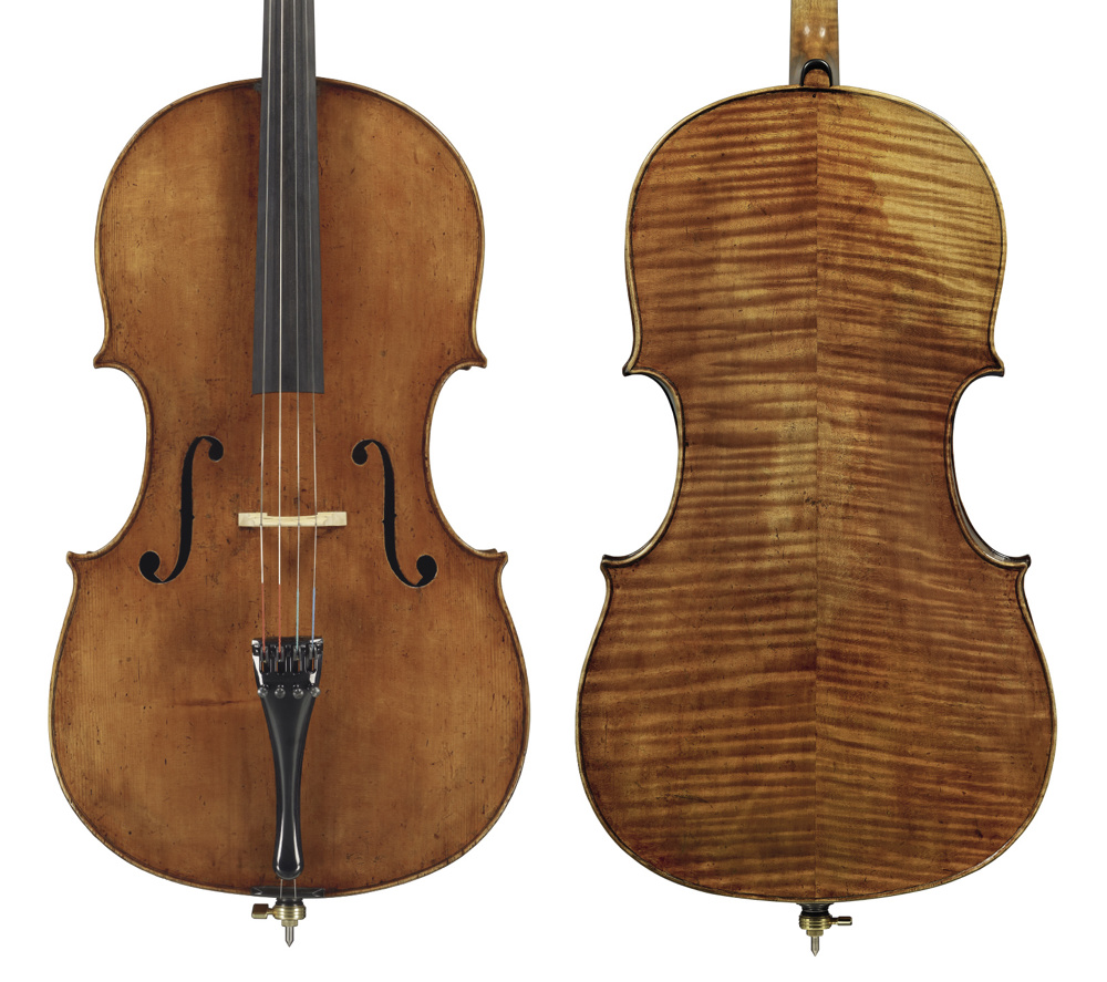 The 'Teschenmacher' Guadagnini cello of 1757