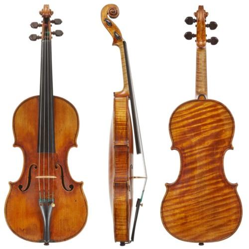 JOSEPH GAGLIANO | A VIOLIN, NAPLES, CIRCA 1777 | violin, Musical ...