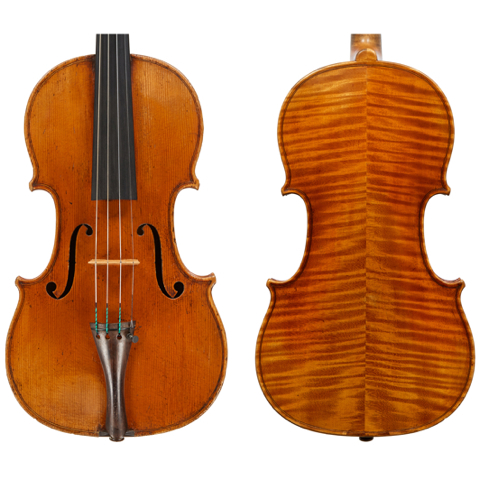 Gemunder violin Astoria