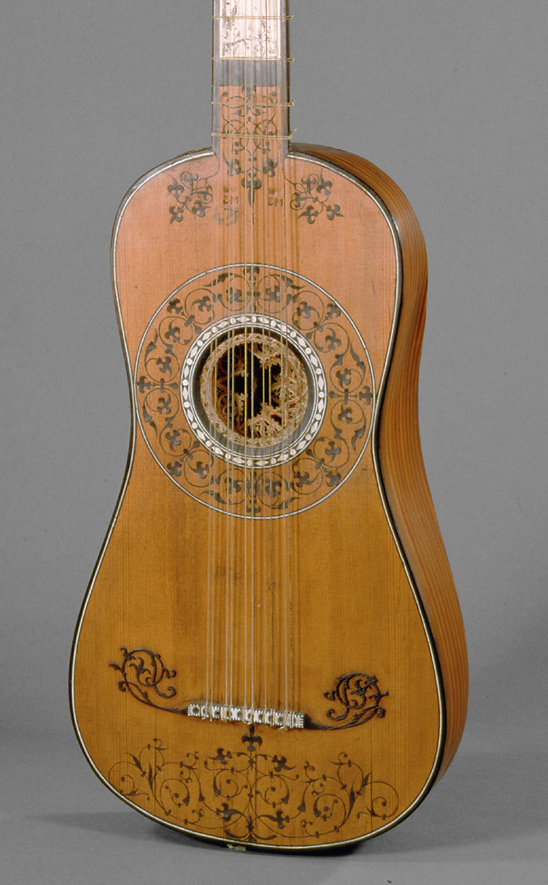 Guitar by Sellas