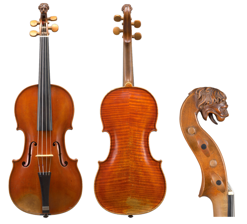 Thir violin lion head 1000w full length