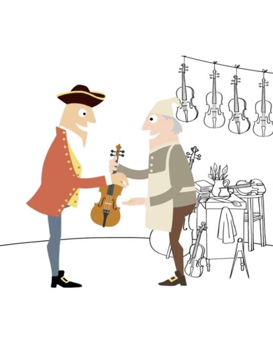 Cozio History of Violins
