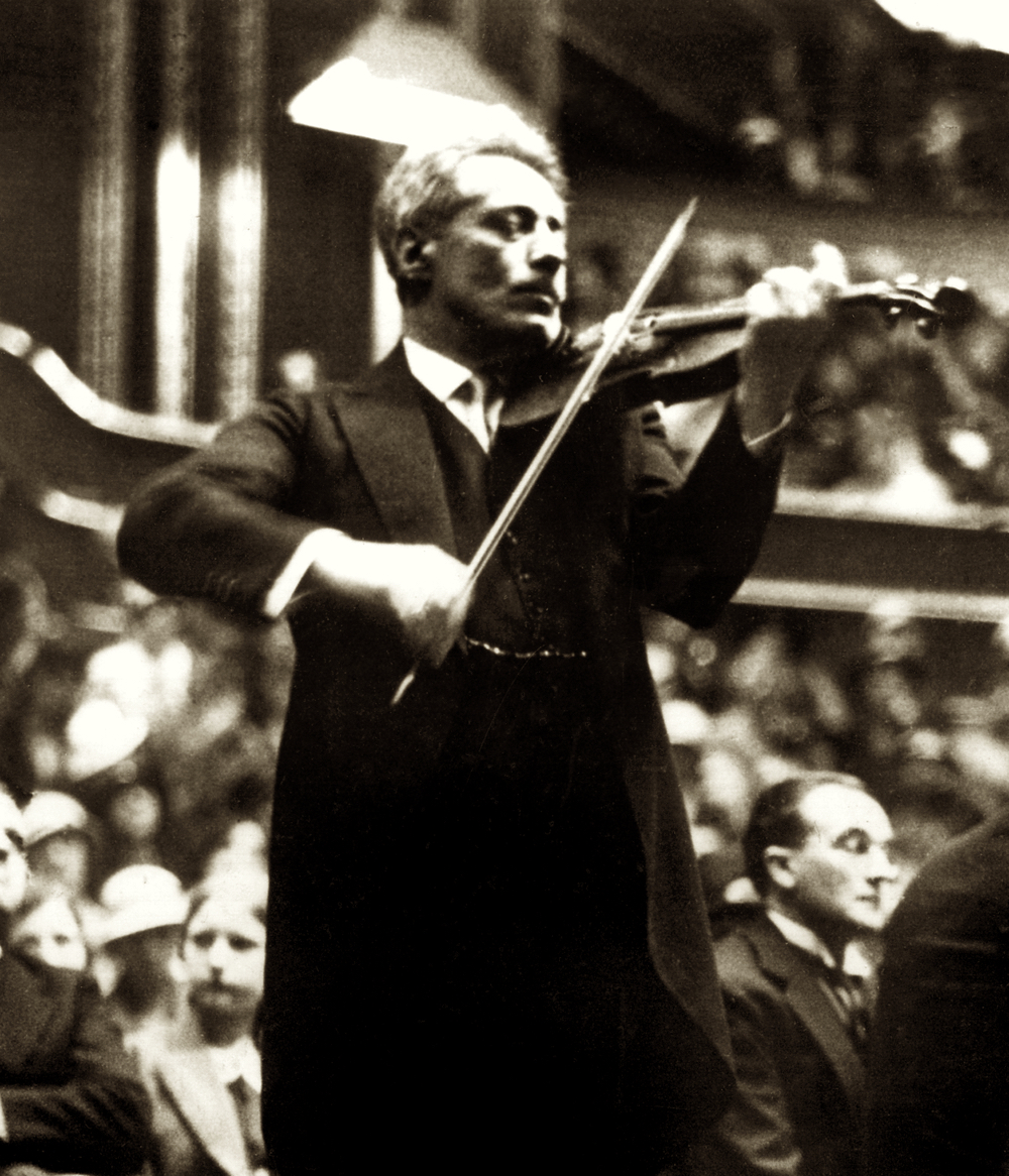 T3589_Fritz Kreisler, in recital at Royal Albert Hall, February 1932 1000w