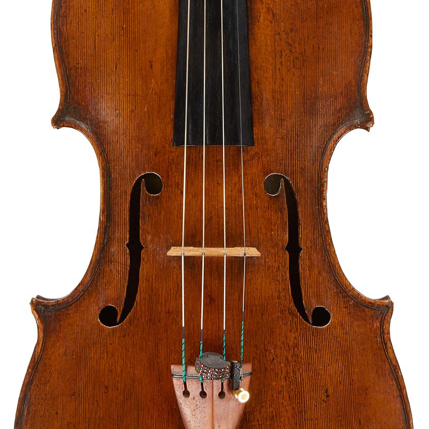 zanetto violin